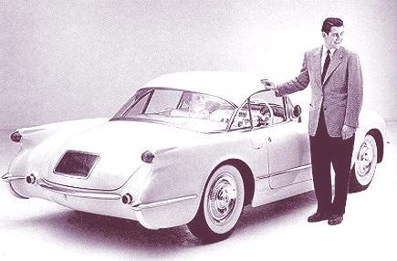 1954 Chevrolet Corvette Convertible Coupe3