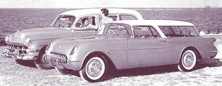 1954 Chevrolet Nomad 1