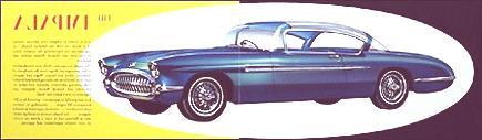 1956 Chevrolet Impala Show Car 3