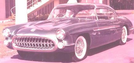 1956 Chevrolet Impala Show Car 4