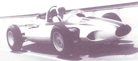 1960 Chevrolet CERV I 1