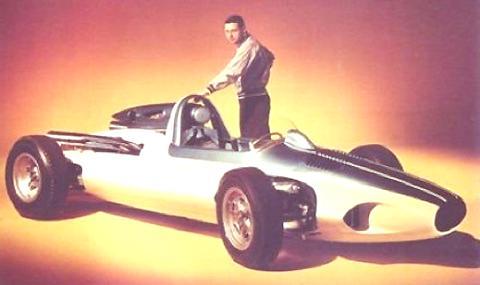 1960 Chevrolet CERV I 2