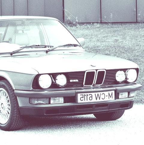 BMW M5 1988-02