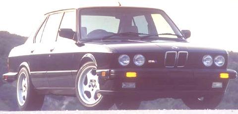 BMW M5 1988-04