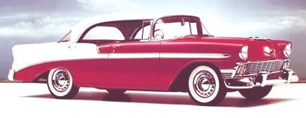 Bel Air Sport Sedan 1956 01