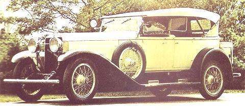 Hispano-Suiza H6-Phaeton-1925
