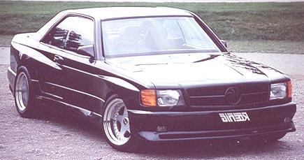 Koenig-Mercedes