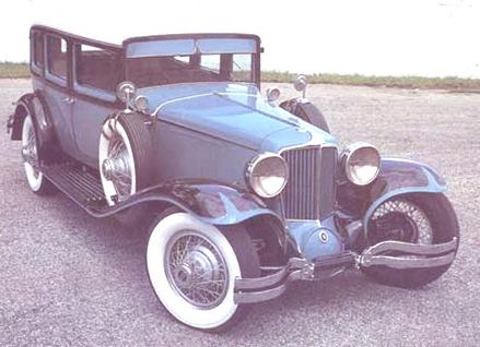 L-29 Sedan 1929
