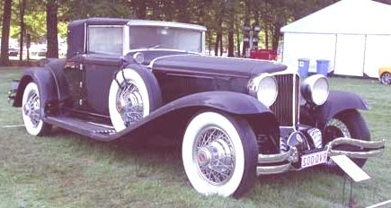 L29 Convertible Coupe 1929