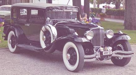 L29 Phaeton 1929