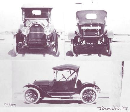 chevrolet 1915