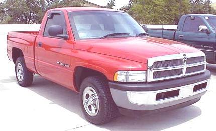 Historia de las Pick-Up Dodge ram