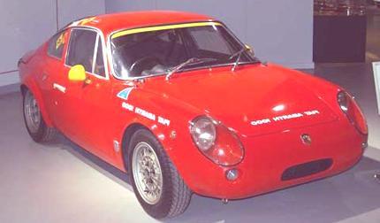 Fiat-Abarth 1000 Bialbero Coupe 1963 1