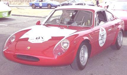 Fiat-Abarth 1000 Bialbero Coupe 1963 3