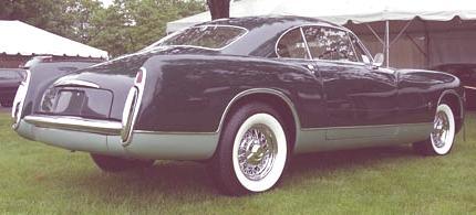 Ghia Falcon 1952 SWB Coupe 02