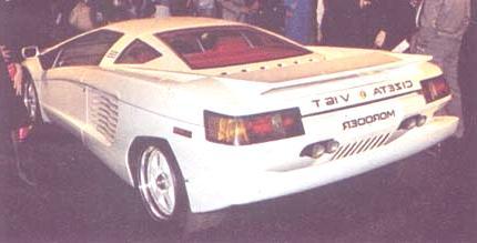 Moroder V16T -18