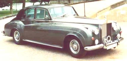 Silver Cloud 1958