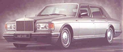 Silver Spur 1997