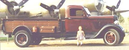 Historia de las Pick-Up dodge Express Pickup 1935