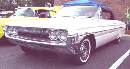 88 Convertible Dynamic 1961
