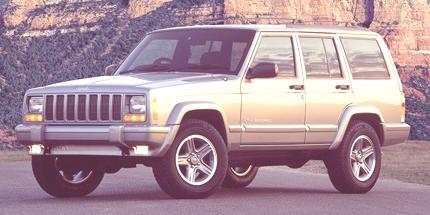 2001 Jeep (R) Cherokee Classic. (J-0105)