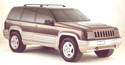 Grand Cherokke Concept 01