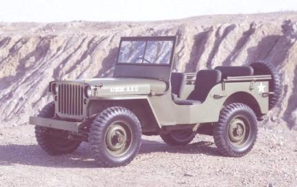 Willys 1946