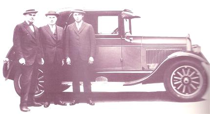 Chrysler Coupe 1925