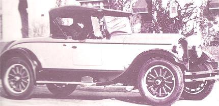 Chrysler Roadster 1925