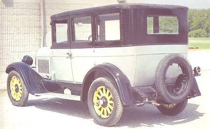 Chrysler Serie 58