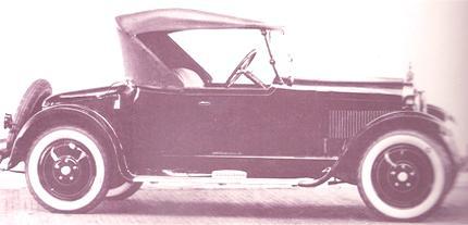 Dodge Roadster 1925