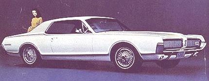 Mercury Cougar 1