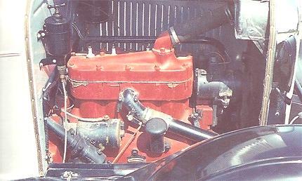 Motor de 4 cilindros