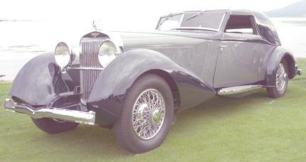 J12 Fernandez & Darrin Coupe de Ville 1934 01