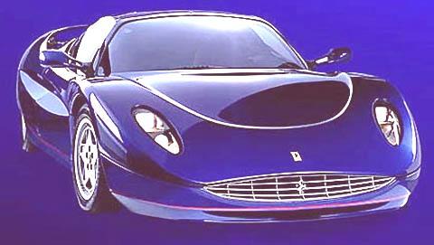 Ferrari F90 1988-04