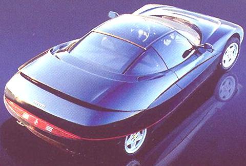 Ferrari F90 1988-05