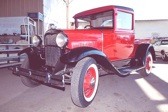 chevy cameo 1931 Ford Model A pickup