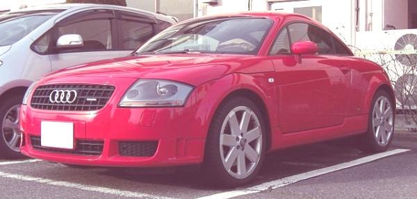 Historia de todos los modelos Audi de 2000 a la actualidad Audi_TT_8N