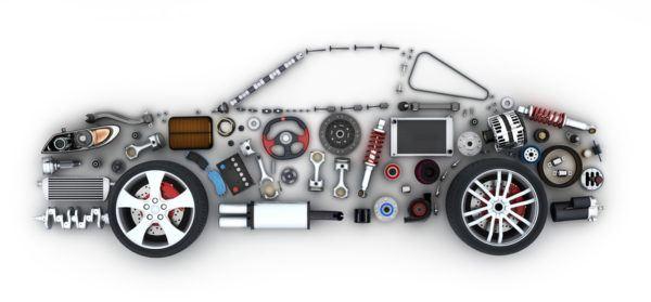 Recambios coche_