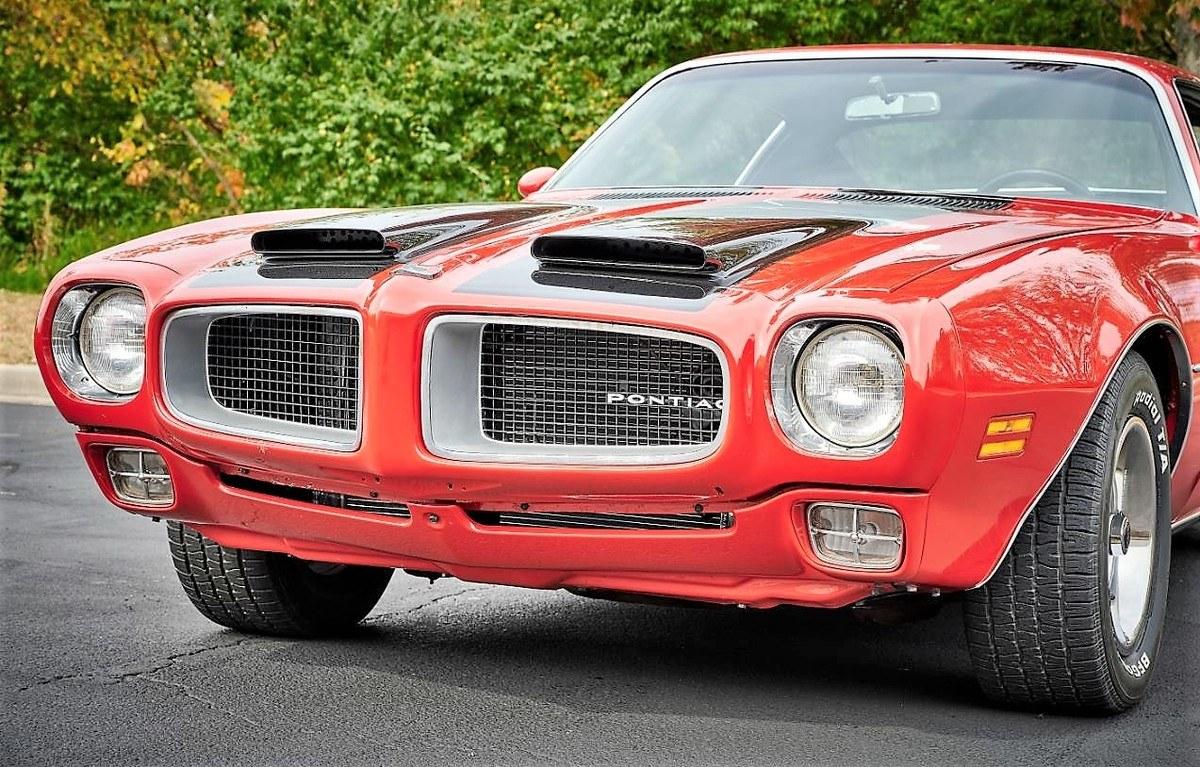 Elección del día: 1970 Pontiac Firebird Fórmula 400 que está listo para rugir