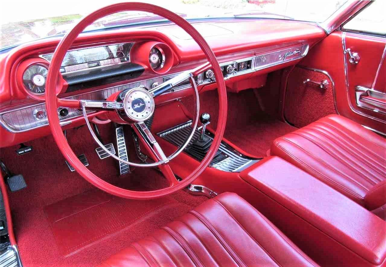 Raro 1963 Ford Galaxie 500 XL R-Code, ClassicCars.com Journal