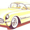 Concept Cars (historia), Chevrolet Corvette y Nomad 1954
