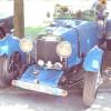 Aston Martín Le Mans 1933, historia