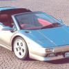 Lamborghini Diablo Roadster 1996, historia