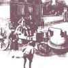 Los coches a vapor, historia