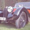 Bugatti 57S Atalante 1936, historia