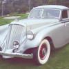 Pierce-Arrow Silver Arrow 1933, historia