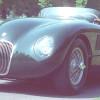 Jaguar Type C 1953, historia