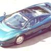 Jaguar XJ220 1992, historia