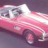 BMW 507 Roadster 1956, historia